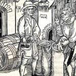 L'usura è dibattuta da secoli. Lo dimostra una incisione di  incisione di Albrecht Dürer